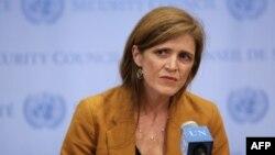 ՄԱԿ-ում ԱՄՆ-ի դեսպան Սամաթա Փաուեր