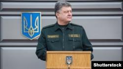 Президент України Петро Порошенко ©Shutterstock