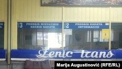 Autobuska stanica Zenica blokirana je od 31. decembra 2019. godine