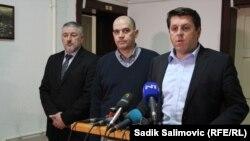 Predstavnici Vlade Srbije sa Ćamilom Durakovićem