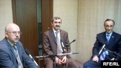Ənnağı Hacıbəyli, Aslan İsmayılov və Akif Əhmədov