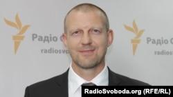 Ukrainian parliamentarian Andriy Teteruk