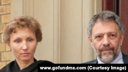 Марина Литвиненко и Алекс Гольдфарб