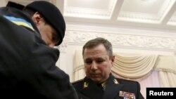 Затримання Бочковського на засіданні уряду 25 березня 2015 року