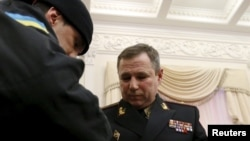 Затримання екс-заступника голови Державної служби з надзвичайних ситуацій Василя Стоєцького на засіданні уряду