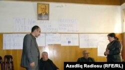 Faiq Əliyev və Həkimeldostu Mehdiyev