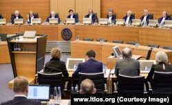 Засідання Міжнародного трибуналу з морського права , 25 травня 2019 року