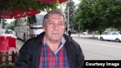 Шамис Хатко, член черкесской делегации