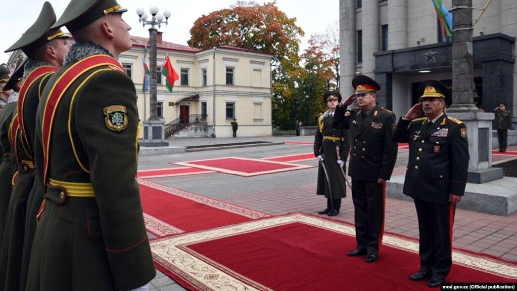 Image result for Zakir Həsənov Minskə səfər