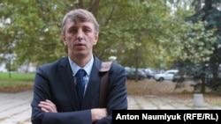 Адвокат Олексій Ладін