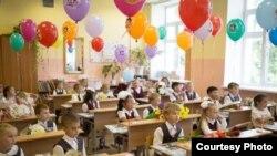1 сентября в одной из школ Хакасии
