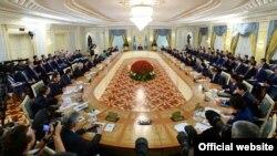 Қазақстан үкіметінің кеңейтілген жиыны. Астана, 30 шілде 2014 жыл.