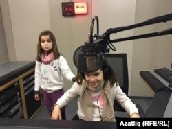Юлия и Элена в студии Idel.Реалии