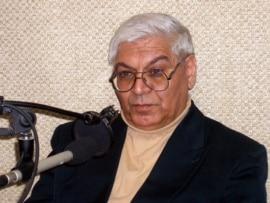 Azerbaijani academic Rafiq Aliyev
