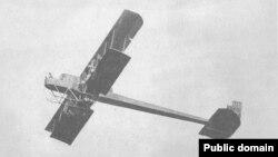 """Первый в мире четырехмоторный самолет """"Русский витязь"""" конструкции И.И. Сикорского"""