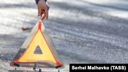 За сім місяців року у столиці України зареєстрували понад 22 тисячі аварій на дорозі