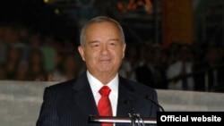 Uzbek President Islam Karimov