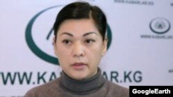 Аида Токтоматова.