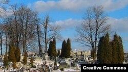 Польское католическое кладбище