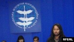 Індійський мандрівник Сомен Дебнатх у Києві