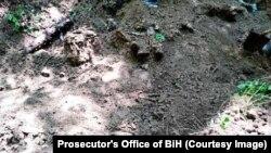 Foto e publikuar nga zyra e Prokurorit në Bosnje