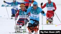 Паралимпийские игры в Пхёнчхане, 9 марта 2018 г.