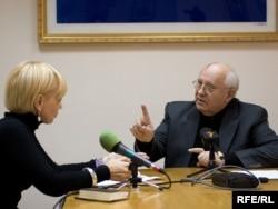 Михаил Горбачев, интервью Радио Свобода, 2009 год