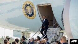 Alternativni izlazak američkog predsjednika