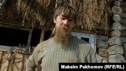 Уставщик в малиновской церкви Анатолий