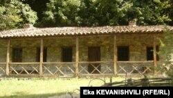 Дом поэта в Чаргали