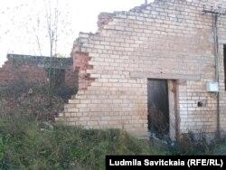 Дом №7 по улице Новой в деревне Лукино - последствия взрыва газового баллона