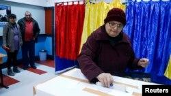 Румыниядагы шайлоо, 2-ноябрь, 2014.