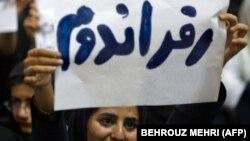 اصول قانون اساسی ایران درباره همهپرسی، پس از چهار دهه از انقلاب، کماکان در حد یک تابوی سیاسی باقی مانده است.
