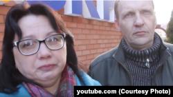 Татьяна и Сергей Мурашовы, родители пострадавшего