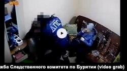 Нападение сотрудников ДПС Бурятии на директора автомойки