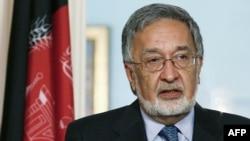 د افغانستان د بهرنو چارو وزیر زلمی رسول