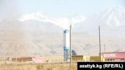 Место строительства ВНК ГЭС