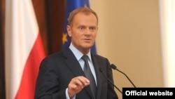 П рем'єр-міністр Польщі Дональд Туск