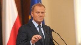 Дональд Туск, прем'єр-міністр Польщі