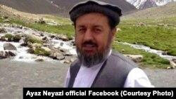 Ayaz Neyazi, imamul moscheii din cartierul Wazir Akber Khan, ucis în atacul de marți