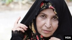 زهرا رهنورد میگوید مانند هفت سال گذشته همچنان هیچ خواستهای جز آزادی زندانیان سیاسی بخصوص آزادی زنان زندانی ندارد.