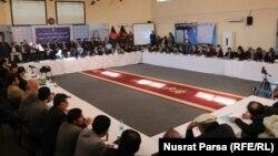 آرشیف، نشست کمیسیون مستقل انتخابات با دستههای انتخاباتی و رسانهها