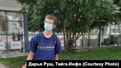 Пикет в Новосибирске против уголовного дела журналистки Светланы Прокопьевой