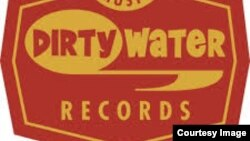 Dirty Water Records, фрагмент плаката
