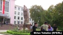 Один из столичных университетов, Бишкек