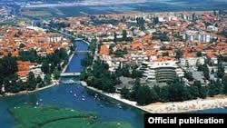 """Детското одморалиште """"Мајски цвет"""" во центарот на Струга, едно од ретките што успешно функционира"""
