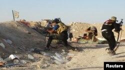 "Иракъ --""Исламан пачхьалкх"" тобанца тIом беш ду Иракъан эскар, 15Ман2015"