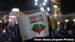 Rosia Montana UNESCO
