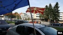 Период на неизвесност и блокади околу европската перспектива