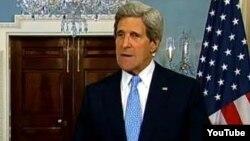 Джон Керрі, держсекретар США